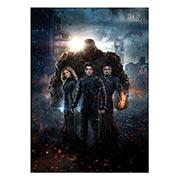 Купить панорамные постеры Fantastic Four
