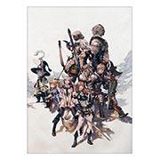 Купить панорамные постеры Final Fantasy