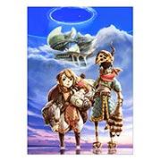 Панорамный постер Final Fantasy