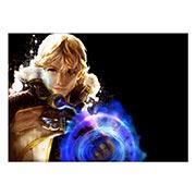 Панорамный постер по аниме/манге Final Fantasy