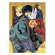 Купить панорамные постеры Fullmetal Alchemist