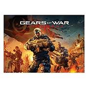 Панорамный постер Gears of War
