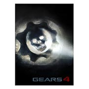 Купить панорамные постеры Gears of War