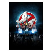 Панорамный постер Ghostbusters