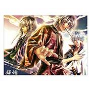 Купить панорамные постеры Gintama