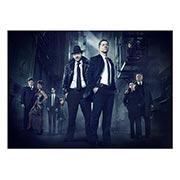 Купить панорамные постеры Gotham