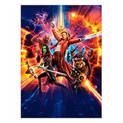 Купить панорамные постеры Guardians of the Galaxy