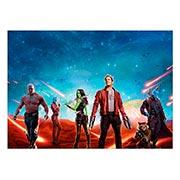 Панорамный постер Guardians of the Galaxy