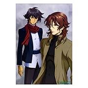 Купить панорамные постеры Gundam