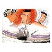 Купить панорамные постеры Haru wo Daite Ita