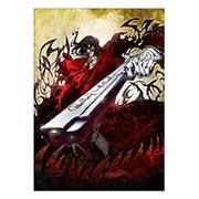 Панорамный постер Hellsing