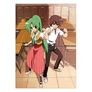 Купить панорамные постеры Higurashi no Naku Koro Ni