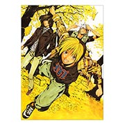 Панорамный постер Hikaru no Go