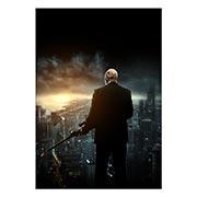 Купить панорамные постеры Hitman