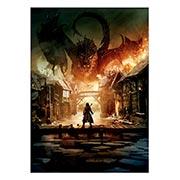 Панорамный постер Hobbit