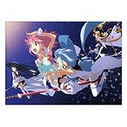 Панорамный постер Houkago no Pleiades