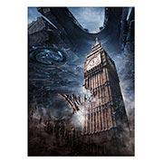 Купить панорамные постеры Independence Day