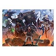 Купить панорамные постеры Inferno Legend