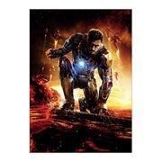 Купить панорамные постеры Iron Man