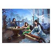 Купить панорамные постеры Jade Dynasty