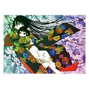 Панорамный постер Jigoku Shoujo