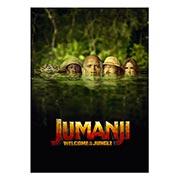 Панорамный постер по аниме/манге Jumanji
