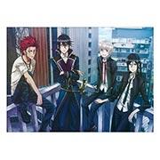 Панорамный постер по аниме/манге K-Project