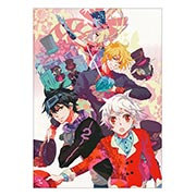 Панорамный постер по аниме/манге Karneval