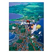 Панорамный постер по аниме/манге Kiki's Delivery Service