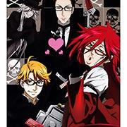 Купить панорамные постеры Kuroshitsuji