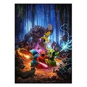 Купить панорамные постеры Magicka
