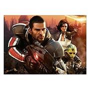 Панорамный постер Mass Effect