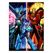 Панорамный постер Mega Man