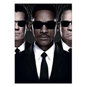 Панорамный постер Men In Black
