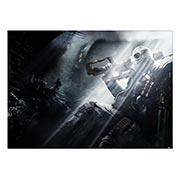 Купить панорамные постеры Metro 2033