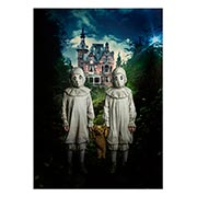 Панорамный постер Miss Peregrine's Home for Peculiar Children