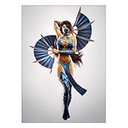 Купить панорамные постеры Mortal Kombat