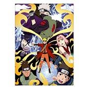 Купить панорамные постеры Naruto
