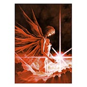 Панорамный постер Neon Genesis Evangelion