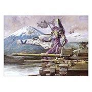 Купить панорамные постеры Neon Genesis Evangelion