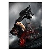 Панорамный постер Ninja Gaiden