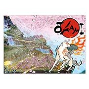 Купить панорамные постеры Okami