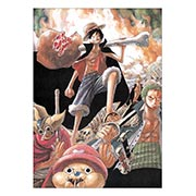 Купить панорамные постеры One Piece