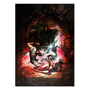 Купить панорамные постеры Sword and the Sorcerer