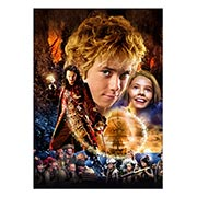 Панорамный постер Peter Pan / Hook