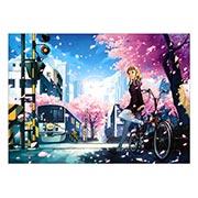 Купить панорамные постеры Pixiv Girls