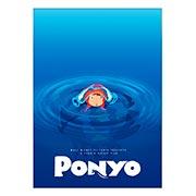 Панорамный постер по аниме/манге Gake no Ue no Ponyo