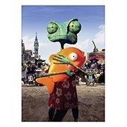 Купить панорамные постеры Rango