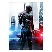 Панорамный постер RoboCop