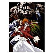 Купить панорамные постеры Rurouni Kenshin